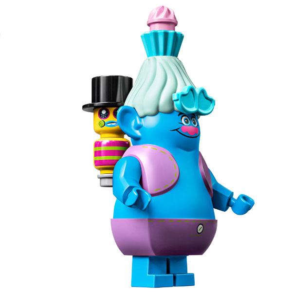 LEGO Trolls 41252 Конструктор ЛЕГО Тролли Путешествие Розочки на воздушном шаре
