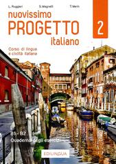 Nuovissimo Progetto italiano 2 – Quaderno degli...