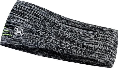 Повязка спортивная светоотражающая Buff Headband Dryflx+ Light Grey фото 1