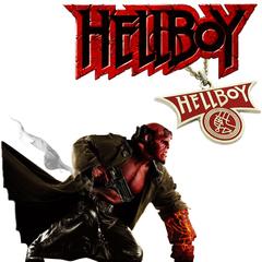 Hellboy necklace
