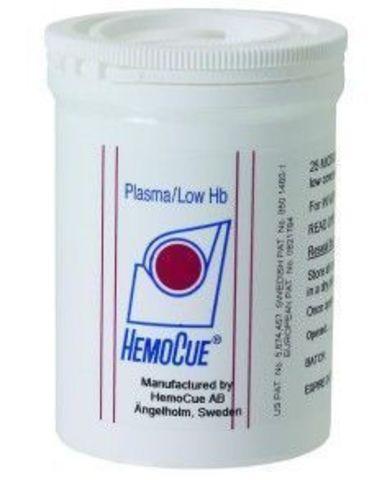 110302 Микрокюветы для анализа низкого уровня гемоглобина  HemoCuePlasma/LowHb  Швеция