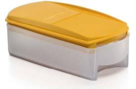 Компактус «Новинка» 350мл с желтой крышкой