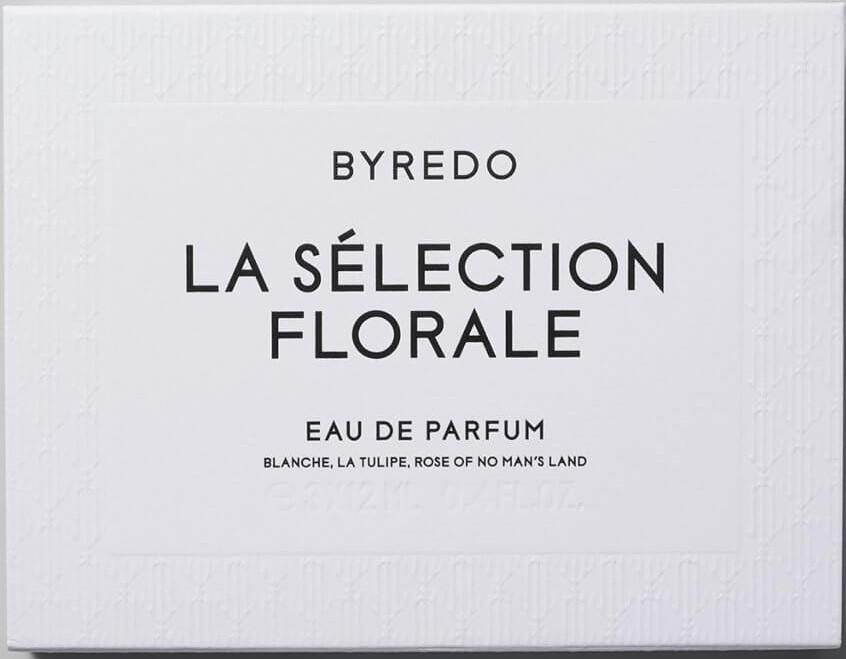 Набор BYREDO La Selection Florale EDP