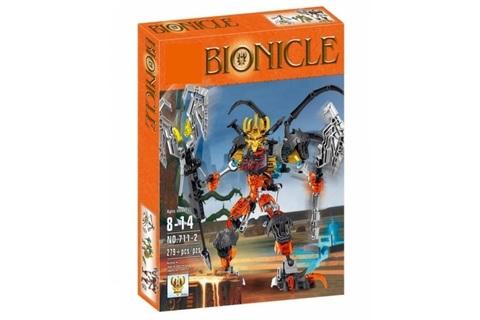 Конструктор ksz Bionicle Повелитель скелетов 711-2, 279 дет.