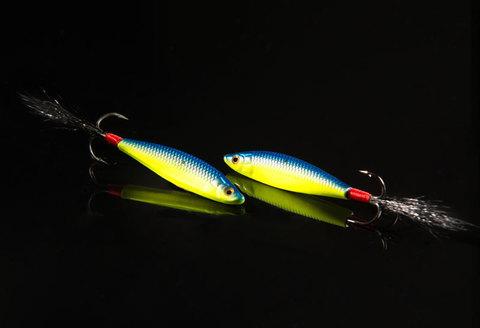 Бокоплав ручной работы Fire Fish цвет 003
