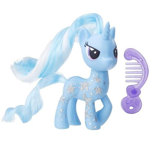 My Little Pony Пони блестящая Трикси Луламун