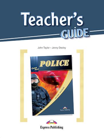 Police Teacher's Guide  - Книга для учителя с методичкой