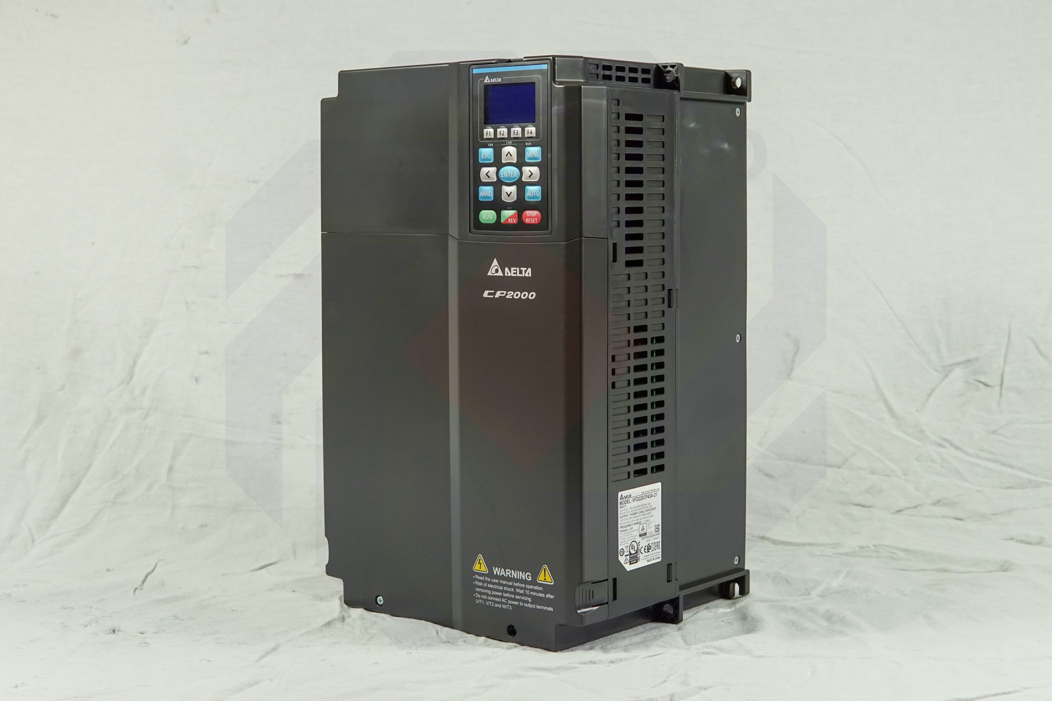 Преобразователь частоты DELTA CP2000 22 кВт