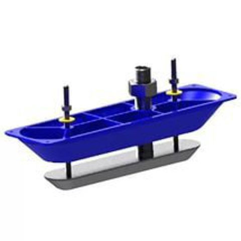 Датчик сквозной бронза StructureScan SS Thru-Hull (без блока) StructureScan SS Thru-Hull