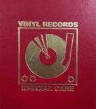Набор Для Ухода За Винилом (Simply Analog - Vinyl Record Cleaning Boxset)(Red)
