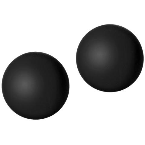 Черный вагинальные шарики Black Rose Blooming Ben Wa Balls