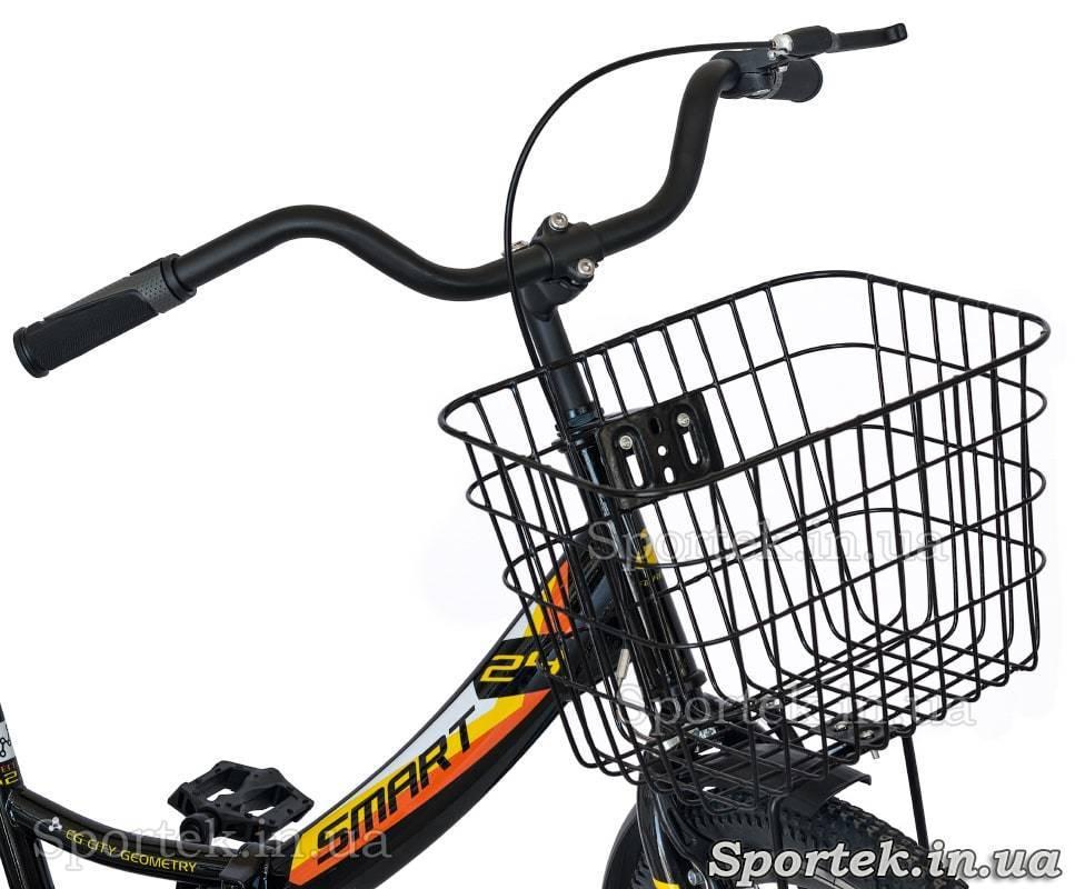 Корзинка на велосипеде Formula Smart