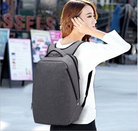 Картинка рюкзак для ноутбука Tigernu T-B3164 Серый - 6