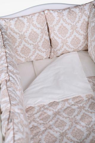Комплект в кроватку Nastella Damasco 17 предметов