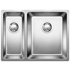 Мойка кухонная 58,5х44 см Blanco Andano 340/180-U 522977 фото