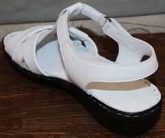Модные босоножки женские Evromoda 15 White.