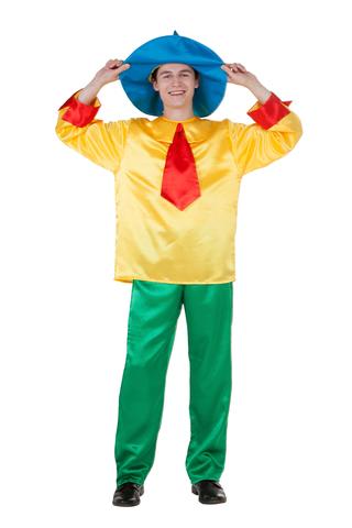 Карнавальный костюм взрослый Незнайка