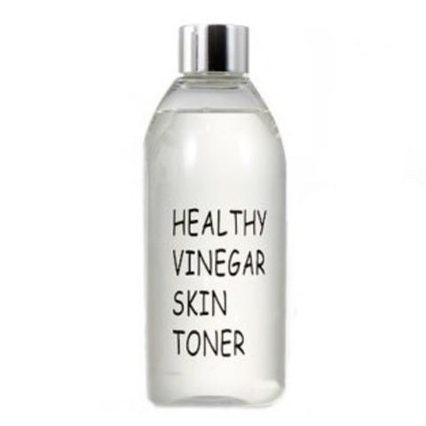 RealSkin Healthy Vinegar Skin Toner Lemon Уксусный тонер на основе ферментированного экстракта лимона для кожи с пигментацией