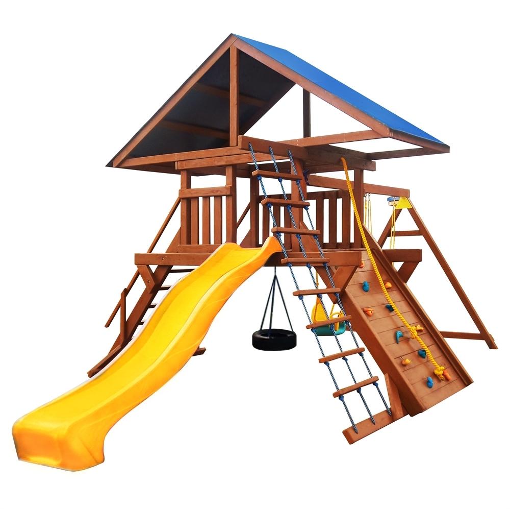 От 100.000 до 150.000 руб Детская площадка «Солнышко 8-1.50м» солнышко.jpg