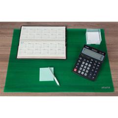 Коврик на стол Attache Selection зеленый 475x660 мм