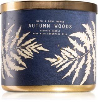 Свеча  Bath&BodyWorks Autumn Woods 411 г.