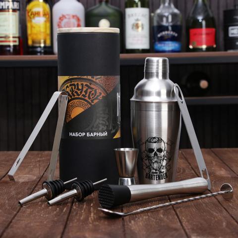 Набор барный «Bartender», 8 предметов