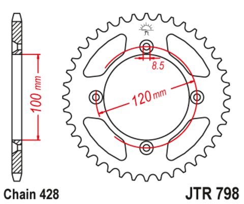 JTA798