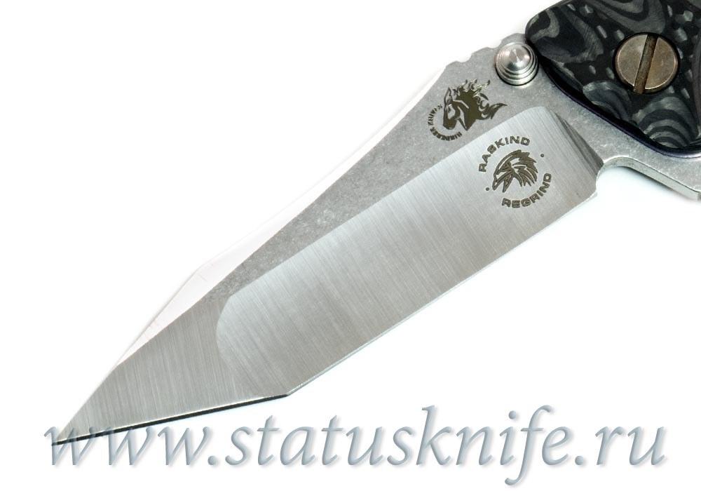 Нож Rick Hinderer Eklipse/ Raskind - фотография