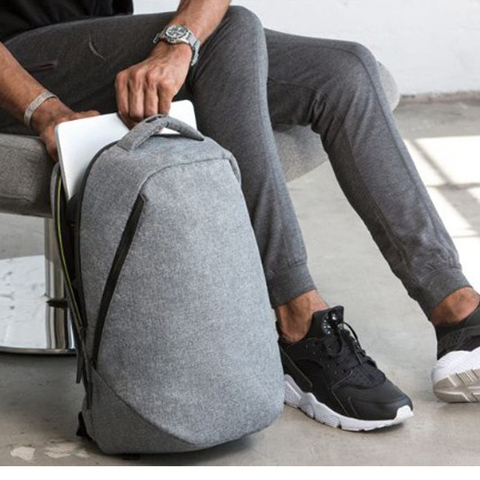 Картинка рюкзак для ноутбука Tigernu T-B3164 Серый - 7