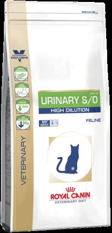 Диета для кошек при лечении мочекаменной болезни (быстрое растворение струвитов)
