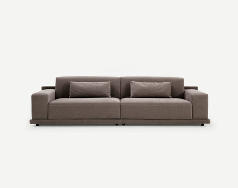 Прямой диван Happen