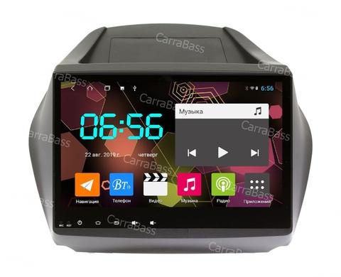 Магнитола для Hyundai ix35 (2010-2015) Android 10 4/64 IPS DSP модель СB2004T9