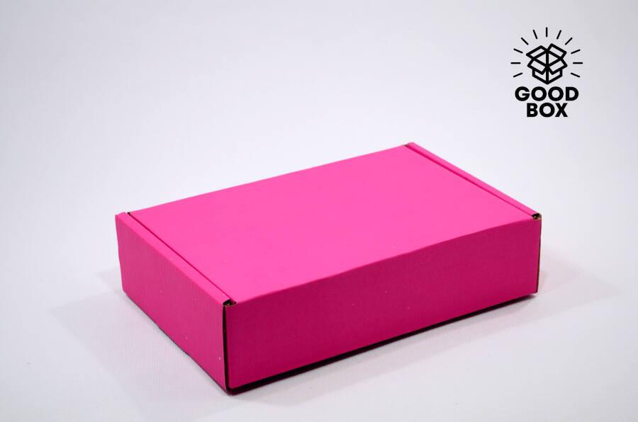 Розовая подарочная коробка купить в Алматы