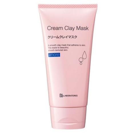 Bb Laboratories Полифункциональные маски: Крем-маска глиняная с океаническими минералами и лекарственными травами (Cream Clay Mask), 120г