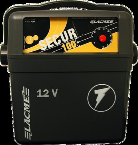 Электропастух для лошадей Secur 100 Lacme,периметр до 40 км, фото