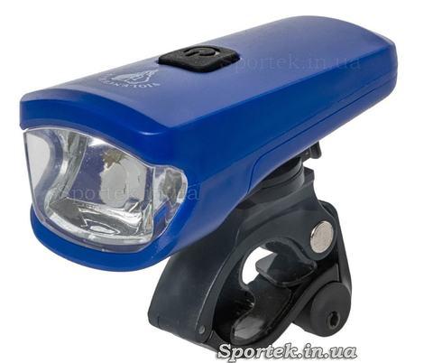 Передній трьох режимний велосипедний ліхтар (HYD-010)