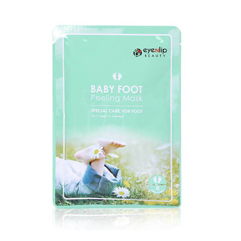 Пилинг-носочки для ног Eyenlip Baby Foot Peeling Mask