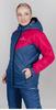 Утеплённый прогулочный костюм Nordski Premium Sport Denim женский