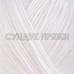 Gazzal Baby Wool XL 801 (белый)