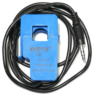 Неинвазивный датчик переменного тока SCT-013-000 YHDC 100A