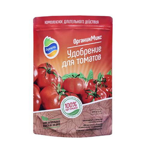 ОРГАНИК МИКС Удобрение для томатов 850г
