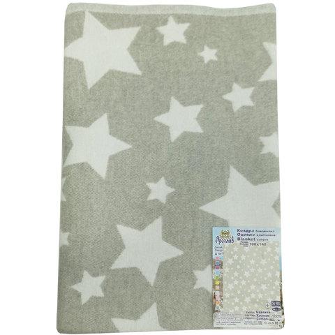 Одеяло байковое 100*140