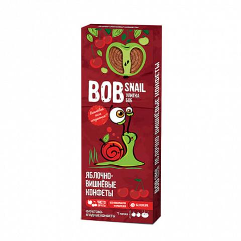 Bob Snail Конфеты яблочно-вишневые 30 г