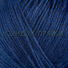 Gazzal Baby Wool XL 802 (глубокий синий)