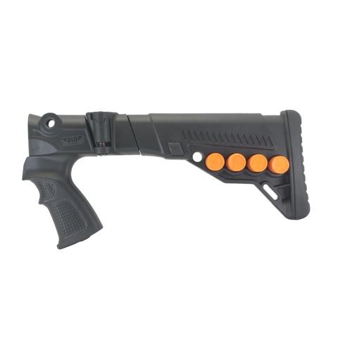 Комплект: Складной приклад на МР-155, -135 №4, DLG Tactical фото