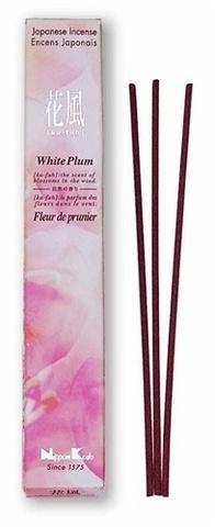 Японские благовония KF White Plum 50шт