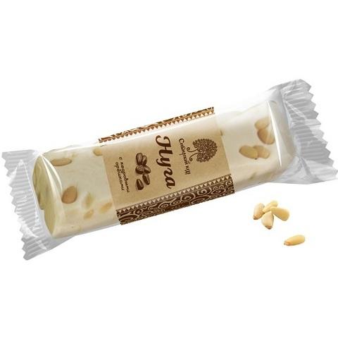 Нуга с кедровым орехом / 70 г