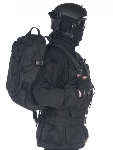 Рюкзак Городской Urban Hero (30л) черный
