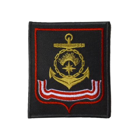 Шеврон нарукавный Северный флот