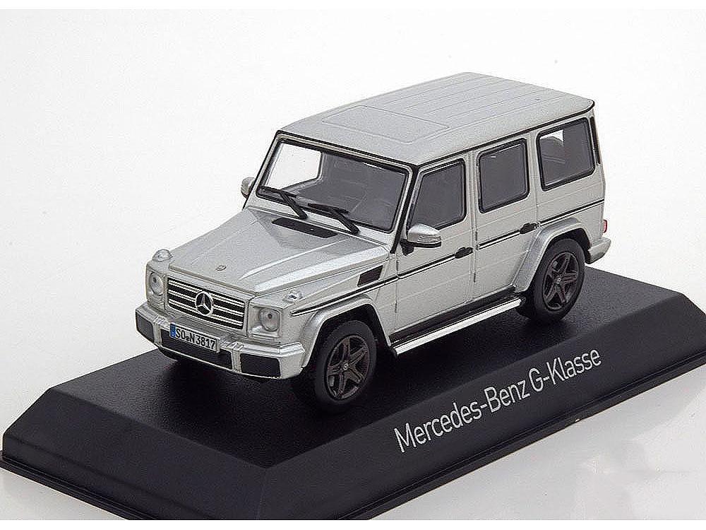 Коллекционная модель Mercedes-Benz Gelandewagen W463 2016